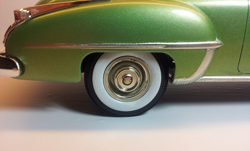 OldsMobile 1950 Coupe 20150705_164505