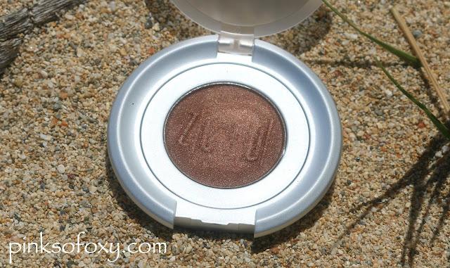 Zuzu Luxe Sahara Eyeshadow