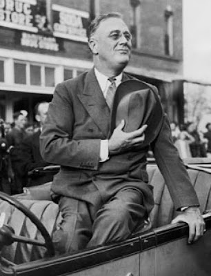 Franklin Roosevelt wore incontinence pants