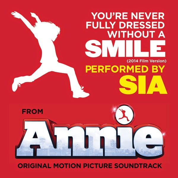 Grammy nominated Sia new single Annie OST