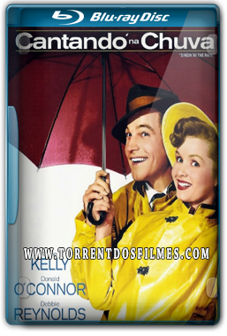 Cantando Na Chuva (1952) Torrent – BluRay 720p | 1080p Dual Áudio