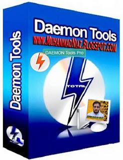 ดาวน์โหลดโปรแกรมฟรี DAEMON Tools Pro Advanced Edition