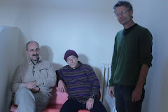 Trio 876 Matthias Boss / Marcello Magliocchi / J-M Van Schouwburg