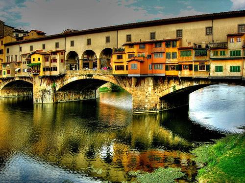 Arhitektura koja spaja ljude - Mostovi Firenze-ponte-vecchio