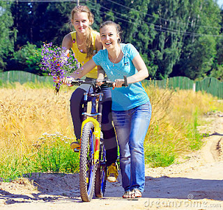 Get on yer bike! - Exercise is a proven cure for anxiety