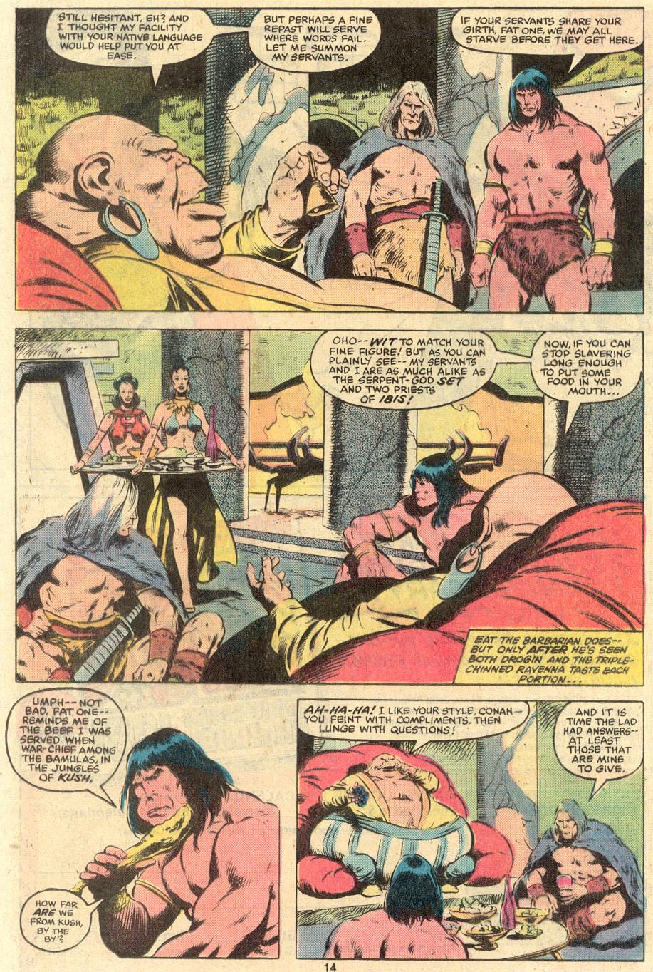 Conan the Barbarian (1970) Issue #119 #131 - English 11