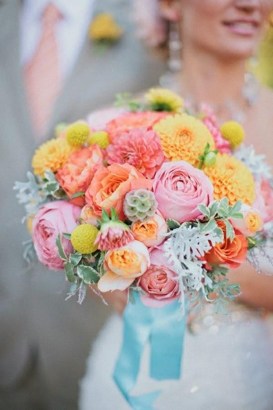 新娘用的結婚花球