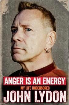 John Lydon: esce la nuova autobiografia