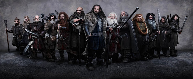 Lo Hobbit, nani, Thorin