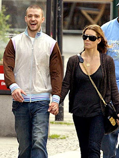 Justin Timberlake and Jessica Biel engaged?