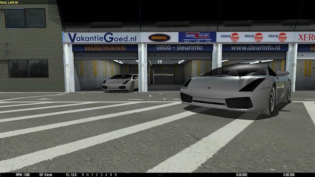 Lamborghini NetKar Pro