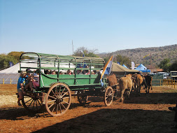 Thaba Groot trek fieringe 175 jaar