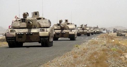 Pasukan Yaman Pro-Hadi Kini Bergerak Menuju Ibukota Sana'a
