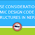 About Seismic Design Code in Nepal