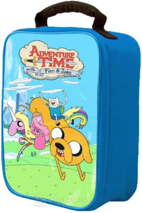 Adventure Time - Jake & Finn Lunch Cooler Bag