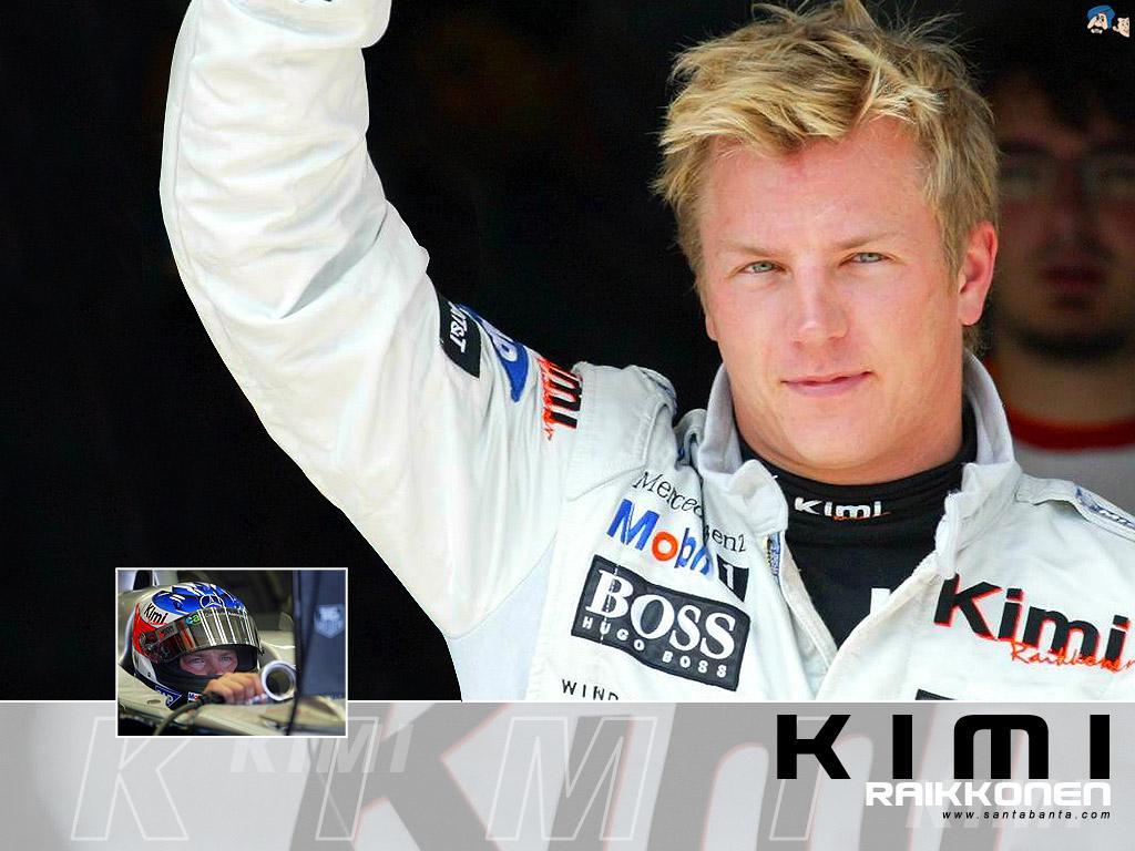 Kimi Raikkonen - Celeb...