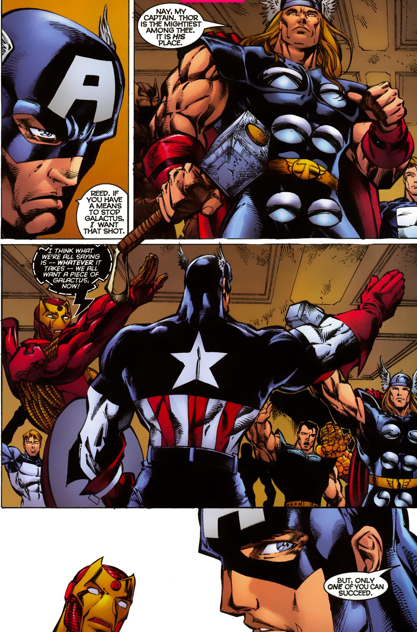 Captain America (1996) Issue #12 #15 - English 30