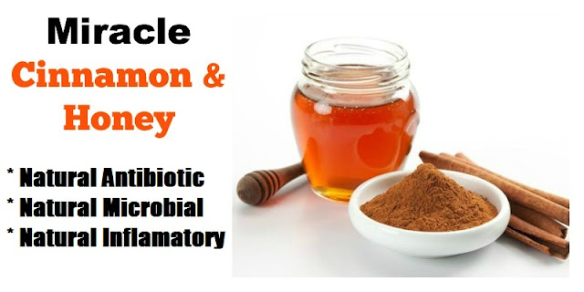 cinnamon and honey medicine