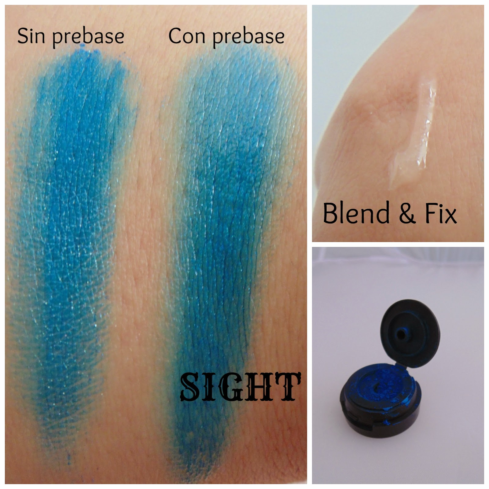 Sight Pigmento MAKE UP STORE