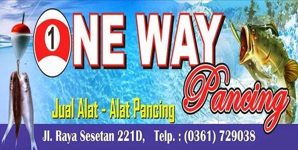 Toko Pancing Murah Denpasar - Oneway Pancing
