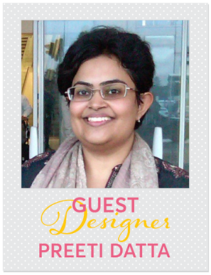 Guest Designer for Mudra Craft Stamps