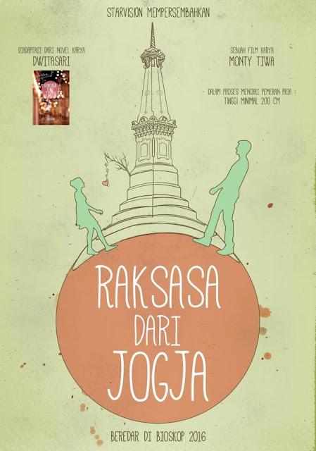 Casting Film Raksasa Dari Jogja oleh Starvision