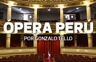 Ópera Perú también en El Comercio