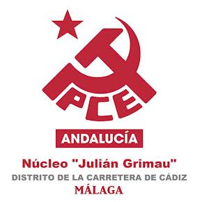 """Reunión del Comité del Núcleo """"Julián Grimau"""" del PCA"""