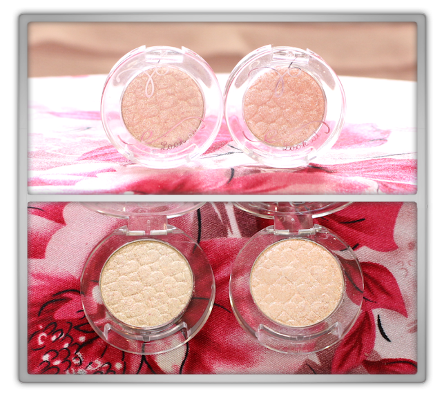 Jolse Etude House Eye Shadows Haul Review beauty blogger Look At My Eyes cafe Jewel Eye Shadow PK004 BE105 2