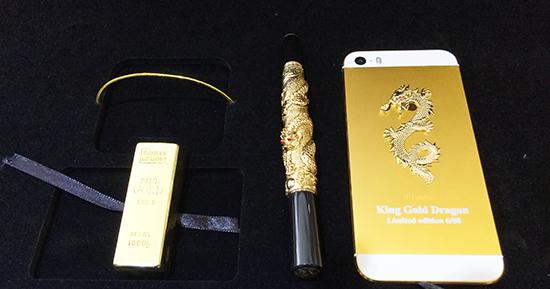 Karat Gold Iphone Case