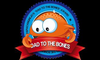 #DadToTheBones