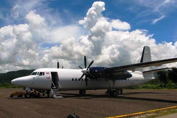 Pesawat Maskapai Indonesia Air Transport. ZonaAero