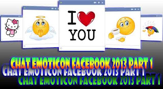 Chat Emoticon Facebook 2013 Part 1
