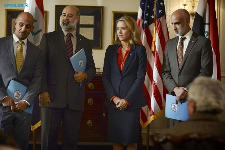 "Madam Secretary - Collateral Damage - Review: ""The truth is out there"""