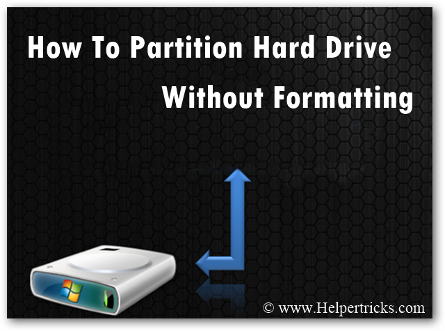 how to create disk partition in windows 8 during installation
