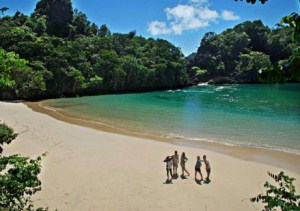 Pulau Sempu, Keindahan Laguna Yang Sempu(rna)