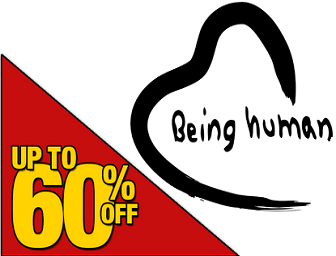 Myntra: Buy Being Human Merchandise – Starts at Rs. 319