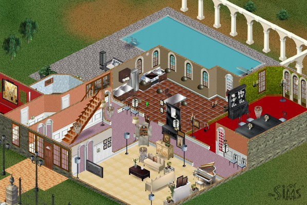 Free Download The Sims 1 + Expansion pack (8 in 1) Full Version