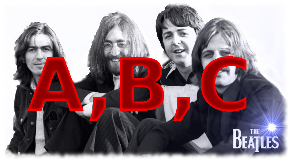 A,B,C... Fab Four