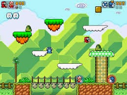 game super mario mobile mien phi
