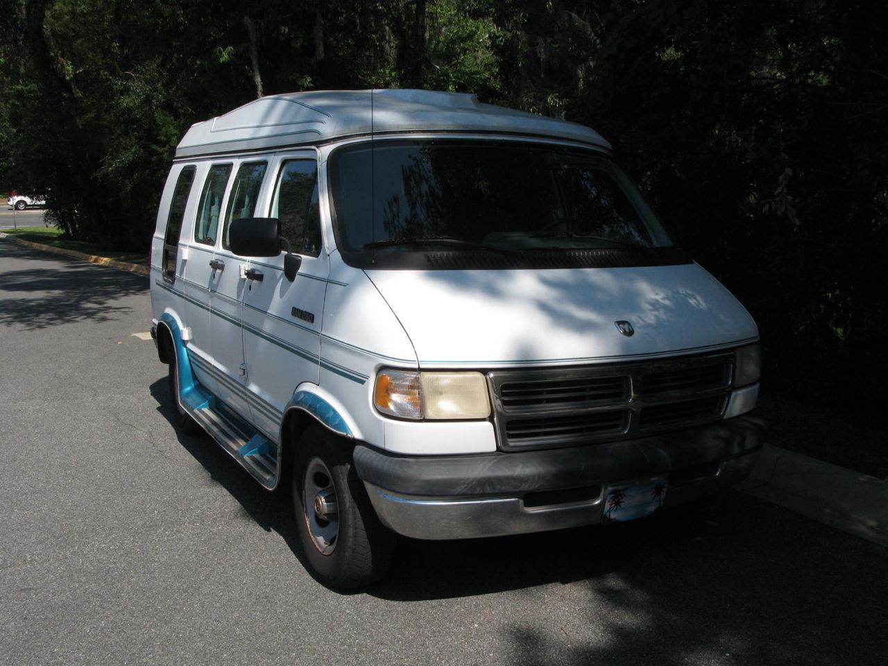 I Bought A One Owner Conversion Van