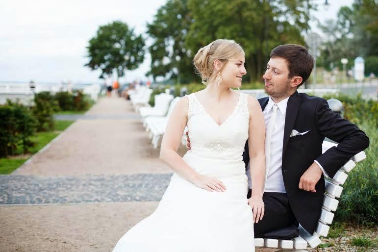 Biżuteria ślubna Swarovski i sutasz