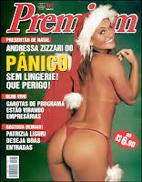 Confira as fotos da Panicat Andressa Zizzari, capa da Sexy Premium de dezembro de 2005! Ensaio secundário Parizia Liguri!