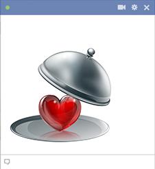 Platter heart
