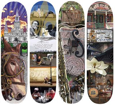 skateboard wallpaper - skate board art design