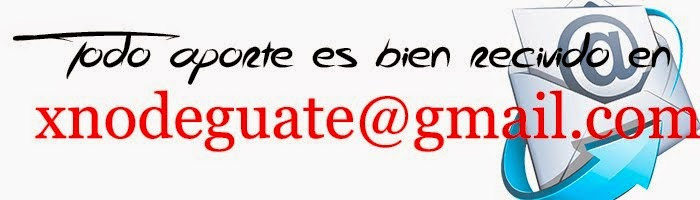 E-mail: xnodeguate@gmail.com