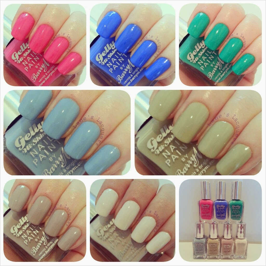 barry-m-summer-gelly-swatch-collection