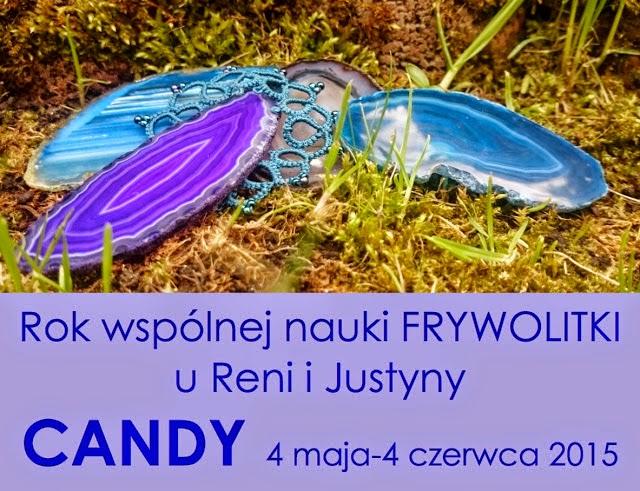 Candy na blogu To co lubię