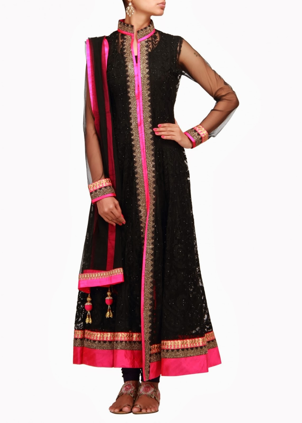 Download this Kalki Designer Anarkali Dresses Online Shopping picture