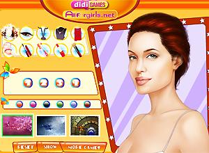 Angelina Jolie sorprendente